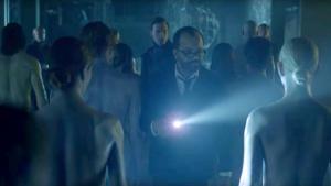 Ligesom Nietzsche frigjorde mennesket fra religionens tvang, vrister robotterne i 'Westworld' sig løs af deres programmering. De bliver frie