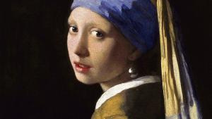 Christian Vind betoner i 'Udtog', at vi ikke må nøjes med at kigge på selve billederne, men at vi skal lægge mærke til, hvad der befinder sig uden for dem, og hvad der binder dem sammen, og han deklarerer blandt andet sin kærlighed til Johannes Vermeers berømte 'Pige med perleørering' fra omkring 1665.