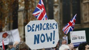 Det repræsentative demokrati er et diskret forsøg på at tøjle og tæmme folkeviljen – og redde folket fra sine egne værste udskejelser