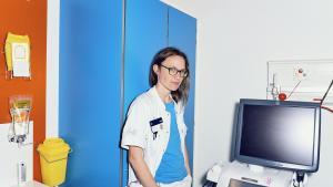 Ph.d. Cup-finalist Maja Thiele forsker i alkoholskader i leveren.