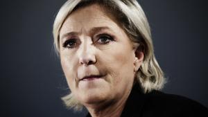 Marine Le Pen er født ind i partiet Front National og deltog som helt ung i sin far Jean-Marie Le Pens valgkampe