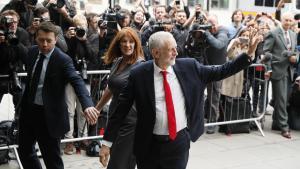 Jeremy Corbyn og Labour har fået et utroligt godt valg – men ikke flertal i det britiske parlament