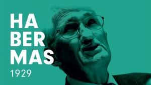 Jürgen Habermas er måske den største politiske tænker overhovedet siden Anden Verdenskrig. Han forsvarer det bedste og mest progressive i det liberale demokrati imod kapitalismens brutalitet, bureaukratiets ansigtsløse magt og vores egne samfunds dæmoner