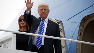 Når de to ledere træffes på 'sidelinjen' af G20-topmødet i Hamborg, vil opmærksomheden være fokuseret på, hvorvidt Donald Trump vil kritisere Vladimir Putin for at have interveneret i den amerikanske valgkamp sidste år. Det Hvide Hus oplyser, at der ikke er blevet forberedt talepunkter for USA's præsident