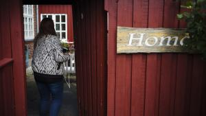 Home er et sted for anbragte unge i Hundested.