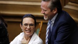 Da flere af hendes gamle partifæller fra De Radikale flyttede over i Liberal Alliance, gik Merete Riisager med og blev folketingsmedlem for det nystiftede parti i 2011. Hun indså, at hun var blevet mere borgerlig efter mange år på arbejdsmarkedet. Mere optaget af økonomi og skattepolitik, men også af personlig frihed og en 'mere virkelighedsnær udlændingepolitik'.