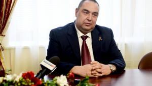 Igor Plotnitskij har stået i spidsen for Folkerepublikken Lugansk siden august 2014. Hans krigshærgede nation anerkendes ikke af et eneste af FN's medlemmer. Officielt er området stadig en del af Ukraine.