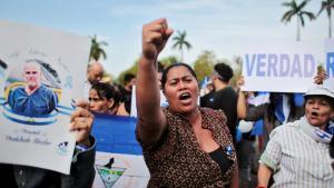 Nicaraguas opposition stiller ultimatum: Frigiv alle politiske fanger nu