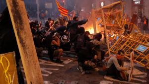 Catalonierne er ikke modne til den frihed, de kræver, så længe de føler sig hævet over loven