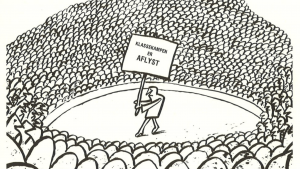 Bladtegneren, kunstneren og den intellektuelle satiriker Peter Lautrup er død