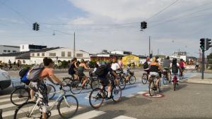 Danmark er kun en førende cykelnation i byerne  – på landet halter sikkerheden