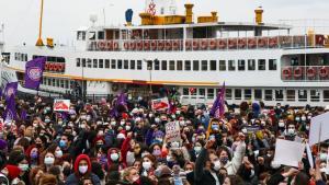Kvinders rettigheder i Tyrkiet er under pres. Der er brug for international solidaritet