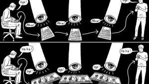 Bliver privatliv i fremtiden forbeholdt de, der har råd til at  betale for det?