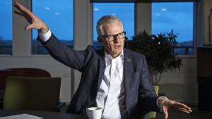 Grundfos' koncernchef, Mads Nipper, kræver med 35 tunge globale erhvervs- og organisationsfolk en helt ny socialt inkluderende og grøn økonomisk model