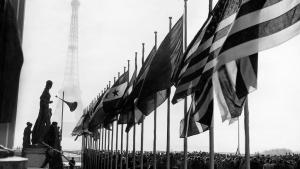 Flag, Fidel, arkiver og jakkesæt. The New York Times bringer fotografier fra højdepunkter i FNs historie