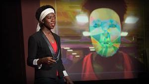 Algoritmer til billedgenkendelse har nemmere ved at kende hvide end sorte. Det vidner om, at algoritmer og computere ikke er neutrale aktører, fortæller Joy Buolamwini, der har grundlagt Algorithmic Justice League.