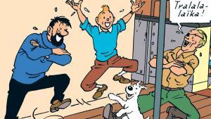 Og det er ingen alder. Tillykke Tintin!