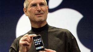 For ti år siden præsenterede Steve Jobs den første iPhone