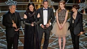 Laura Poitras' film om Edward Snowden og NSA-filerne vandt i nat Oscar for bedste dokumentar