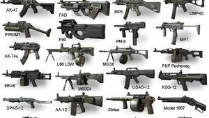 Barret har designet en snigskytte-riffel og er glad for at riflen bliver brugt i computerspil. »De unge mennesker er jo fremtidens kunder.«
