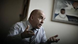 DF's næstformand Søren Espersen mener ikke, at Ekstra Bladet kan kalde en sommerfest med helstegt pattegris for en grisefest