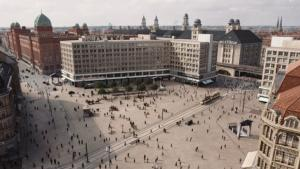 Fin lille gennemgang af nogle af de computergenererede billeder (CGI) man har brugt til at genskabe Weimartidens Berlin i Thomas Tykwers 'Babylon Berlin'