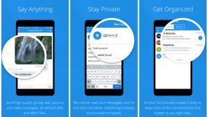 Den krypterede beskedtjeneste Signal gemmer ikke data om de beskeder, dens flere millioner brugere sender. Tjenesten bruges bl.a. af aktivister, systemkritikere og helt almindelige mennesker, der gerne vil beskytte deres privatliv