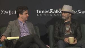 Daniel Lanois, en af nutidens største producere, der blandt andet har samarbejdet med bands som U2, Neil Young og Bob Dylan, taler her om musikkens og producerens rolle i en musikindustri, der er under hastig forandring.