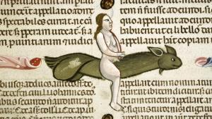 ... mente man i hvert fald. Man kunne også blive syg af at have sex – ligesom man kan i dag. I det hele taget både tænkte, talte og skrev man ret meget om sex. Ligesom man gør i dag. Det har en middelalderhistoriker skrevet et ganske morsomt og informativt essay om.