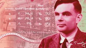 Alan Turing, matematik- og kodegeniet, der betragtes som en af computerteknologiens fædre, bliver ansigtet på den ny 50-pund seddel. Valget af Turing ses også som en sejr for LGBT-bevægelsen. Turing blev efter Anden Verdenskrig – hvor hans indsats var betydelig – forfulgt pga. sin homoseksualitet og begik selvmord i 1954. Turing fik en posthum undskyldning af den britiske premierminister i 2009