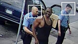 Minneapolis og store dele af USA er i oprør over politiets voldelige arrestation af George Floyd. I denne video er forløbet som førte til George Floyds død blevet rekonstrueret