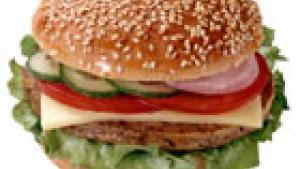 Verdens første laboratoriegroet burger steges og spises mandag