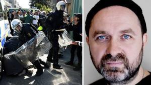 Instruktøren bag blandt andet filmen Fucking Åmål, Lukas Moodysson, var til stede i Malmø, da betjente under en demonstration blandt andet red ind i demonstranterne. Men for Moodysson var volden ikke det værste, det værste var politiets tavshed.