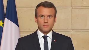 Den franske præsidents svar på Donald Trump-administrationes afvisning af klimaaftalen kom prompte: Verdens ledere står sammen om at løse klimakrisen. »Make our planet great again,« afsluttede Macron