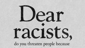 Den aktuelle skotske kampagne mod hadforbrydelse sidder lige i skabet