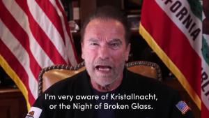 Hele verdens yndlings-Terminator har et budskab og han har medbragt sit gamle Conan-sværd