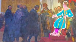 Dronning Dorothea blev skrevet ud af historien. Nu skriver Københavns Universitet hende ind igen