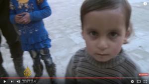 Den danske journalist Nagieb Khaja har for Al Jazeera dokumenteret hjælpegruppen De Hvide Hjelmes arbejde i Aleppo. Mens mange andre er flygtet, risikerer de frivillige fortsat deres eget liv i Syriens farligste by for at redde andres. Filmen er optaget før den seneste offensiv i august.