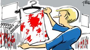 Mere end 600 er omkommet efter en fabrik, der producerede tøj til det europæiske marked, sidste uge styrtede sammen i Bangladesh