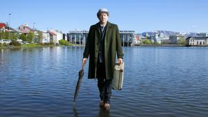 I går trådte Reykjaviks bemærkelsesværdige borgmester, Jón Gnarr, tilbage efter fire år på posten, som vanligt gjorde han det med lidt hjælp fra populærkulturen: Sinastras My Way.