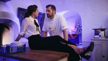 Store set alle situationer med filmens hovedpersoner, Carsten – spillet af Nikolaj Coster-Waldau – og Maggie – spillet af Katrine Greis-Rosenthal – er super intense.