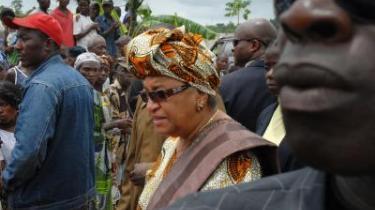 Ellen Johnson-Sirleaf er Afrikas første kvindelige statsoverhoved, og efter 14 års borgerkrig er hendes Liberia nu tilsyneladende omsider på vej mod en bedre fremtid