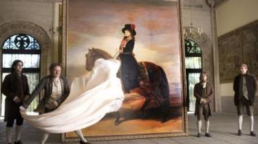 Historisk. Milos Forman har gjort ingen ringere end den spanske maler Francisco De Goya til omdrejningspuntet i sin fortælling om morderisk magtmisbrug, religiøst hykleri og forbryderisk politisk opportunisme.