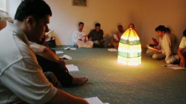 Sufi-muslimerne i Burhaniya-ordenen forsøger at komme nærmere Gud ved hjælp af rituel sang og dans - hver torsdag i Rødovre