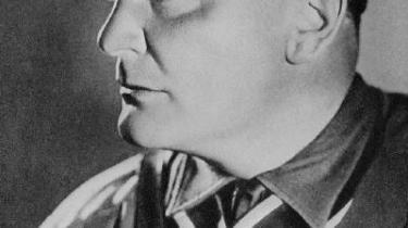 Portræt af Nazi-Tysklands groteske og livsfarlige nummer to: Hermann Göring