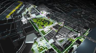 Efter at alle har interesseret sig specielt for Ørestaden og andre udvidelser af København, er turen kommet til at vende blikket indad: Nye planlæggere har store visioner om Københavns nye metropolzone