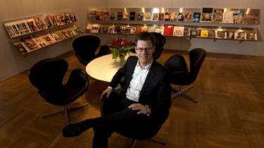 Egmont-koncernens interesse for tv-mediet er intakt. -Vi har planer om at byde på TV 2, når det måtte komme til salg-, siger koncernchef Steffen Kragh.