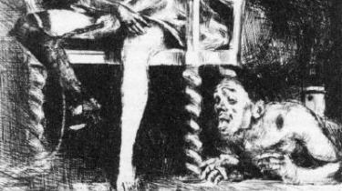 Bruno Schulz' geniale 'Sanatoriet under timeglasset' er en foruroligende og snørklet roman bl.a. om en polsk jødes skæbne