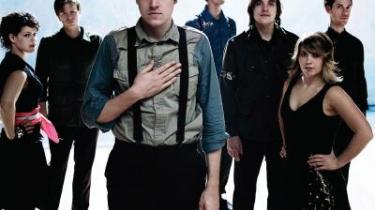 Arcade Fire kan varmt anbefales og kan høres i morgen på Roskilde. PR-