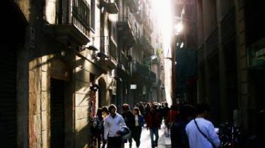 Poeter, pæderaster, romantikere og kommunister har alle haft deres gang i Barcelona, hvilket tydeligt lader sig læse i romaner fra to af byens mest interessante kvarterer